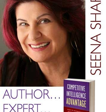 Noted Competitive Intelligence Author Shares Her Insights