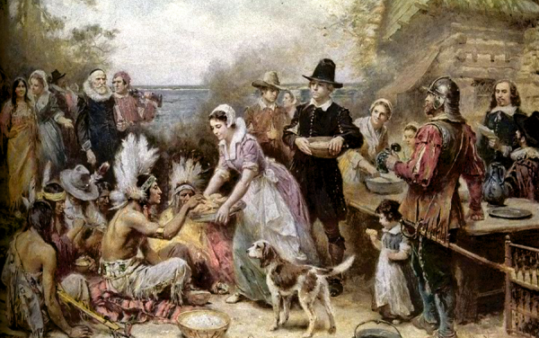 Pilgrims of 1621 Would be Aghast on Thanksgiving Today