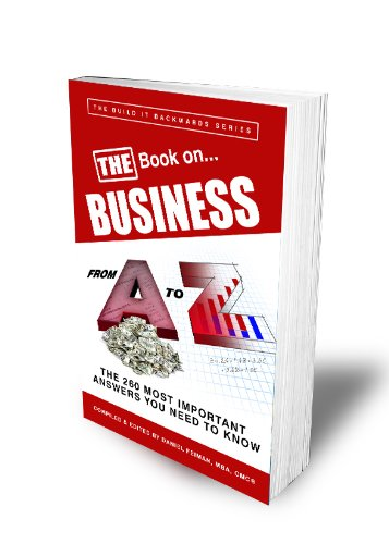 Must Read: 'The Book…on Business from A to Z'