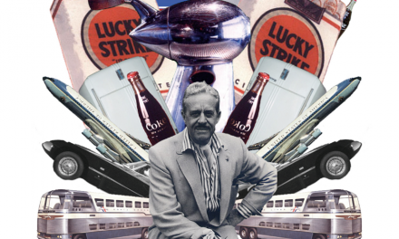 Inspiration from Raymond Loewy for the Best Business PR