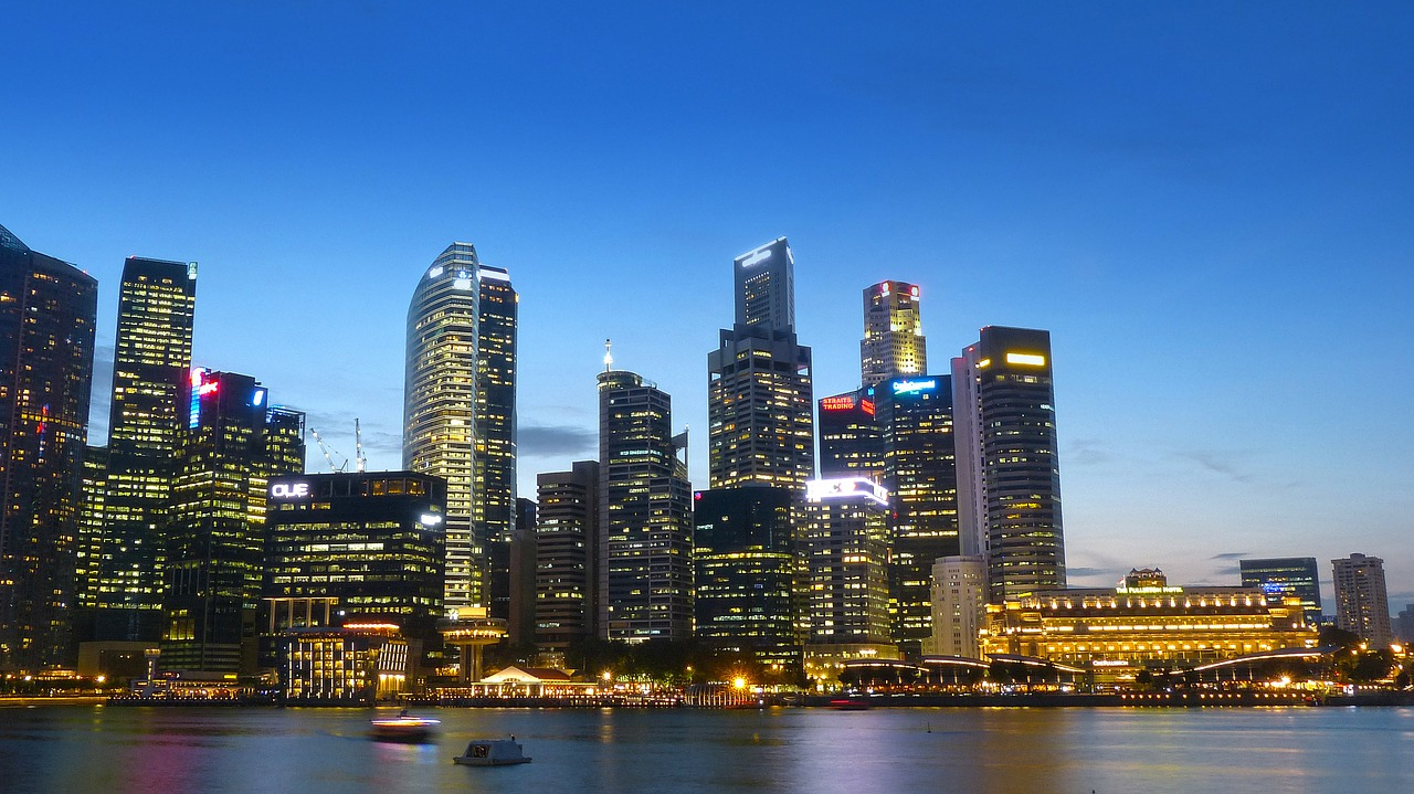 Want to Expand Internationally? Singapore Is A Good Bet