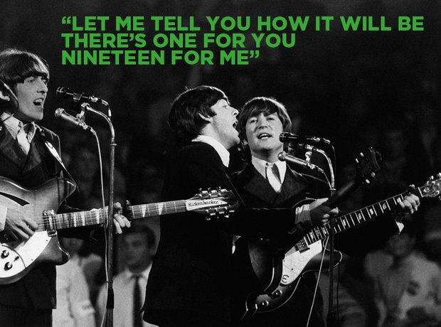Tax Day: Why a 1960s' Beatles Protest Song is Still Relevant