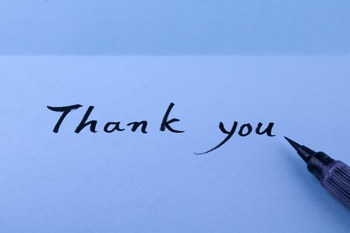 Thank You Notes Are Vital After Job Interviews – 12 Best Tips